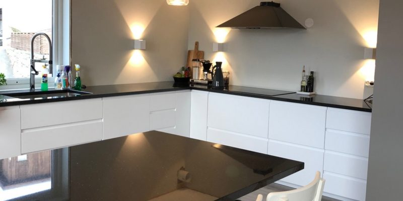Inspiration for a smaller kitchen
