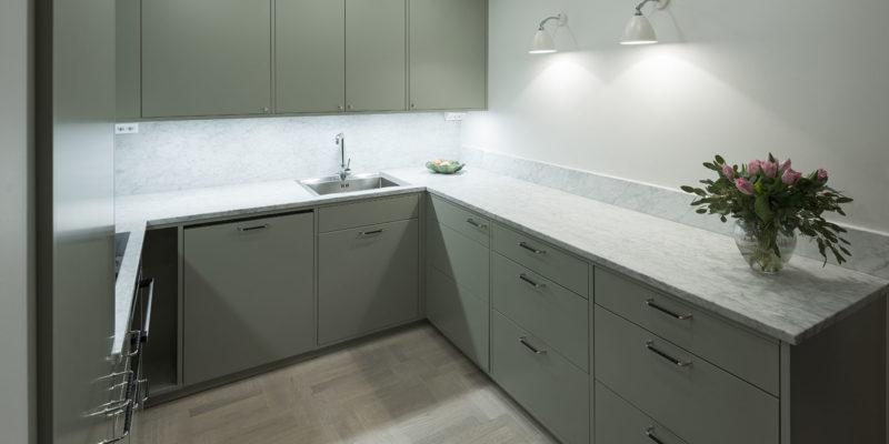 Marble worktops – timeless elegance!