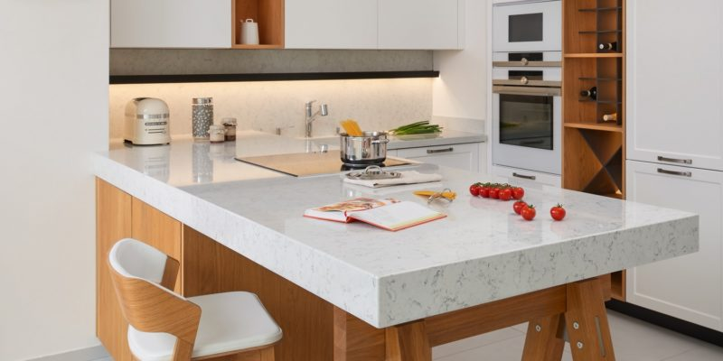 The kitchen island – the centre of a modern kitchen