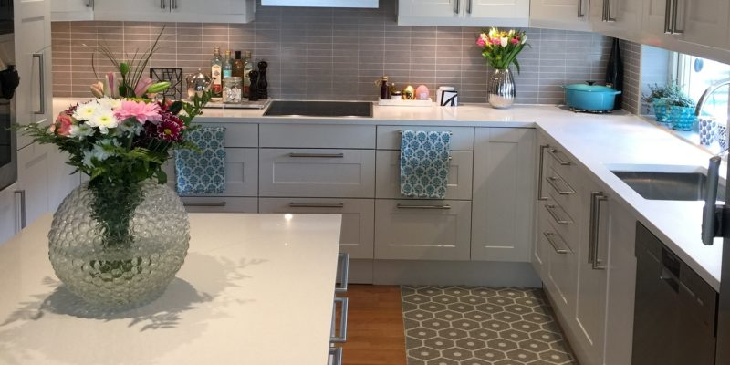 Stone worktop – more solutions than you think!