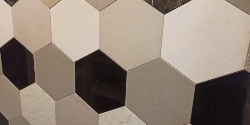 The most hygienic worktop is quartz