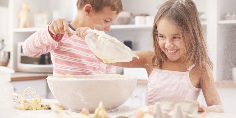 Planning a child-friendly kitchen
