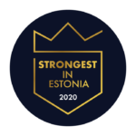 Strongest in Estonia 2020