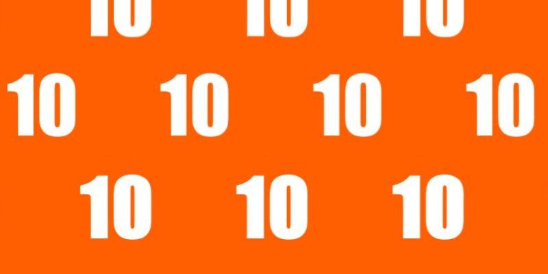 Granitop worktops – 10 years!